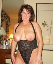 Femme obese agee nue